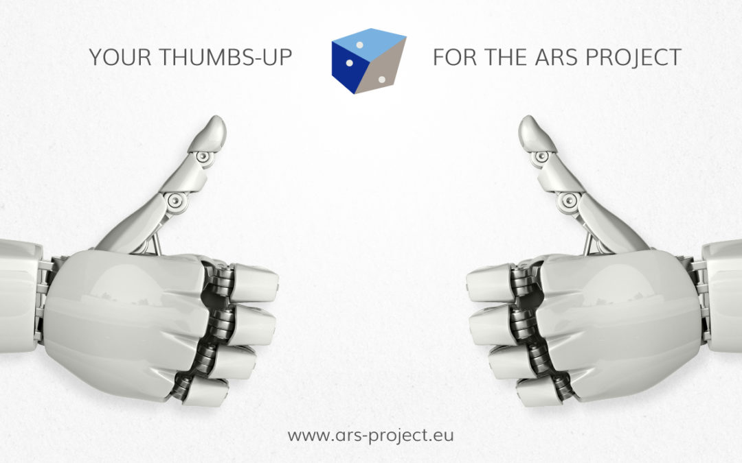 Thumbs-up for ARS